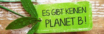 Es gibt keinen Planet B! © stockpics, fotolia.com